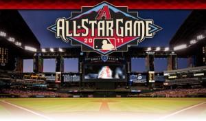 mlb all star game 2011