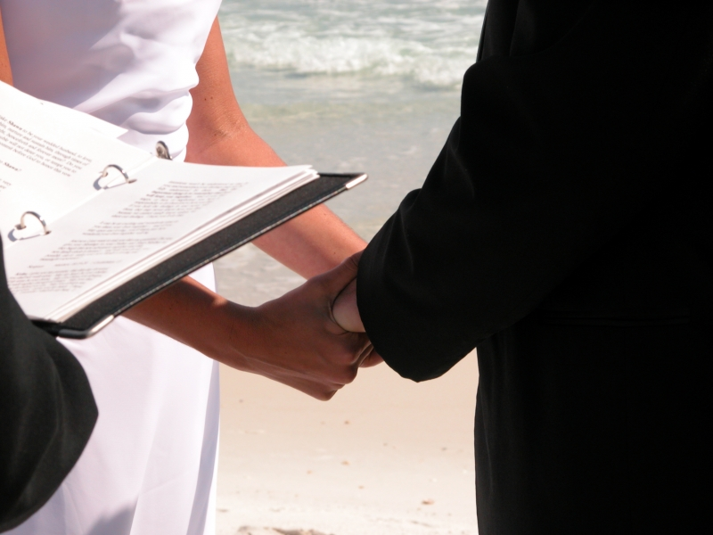 Official Officiants (Clergy) Costs – Weddings