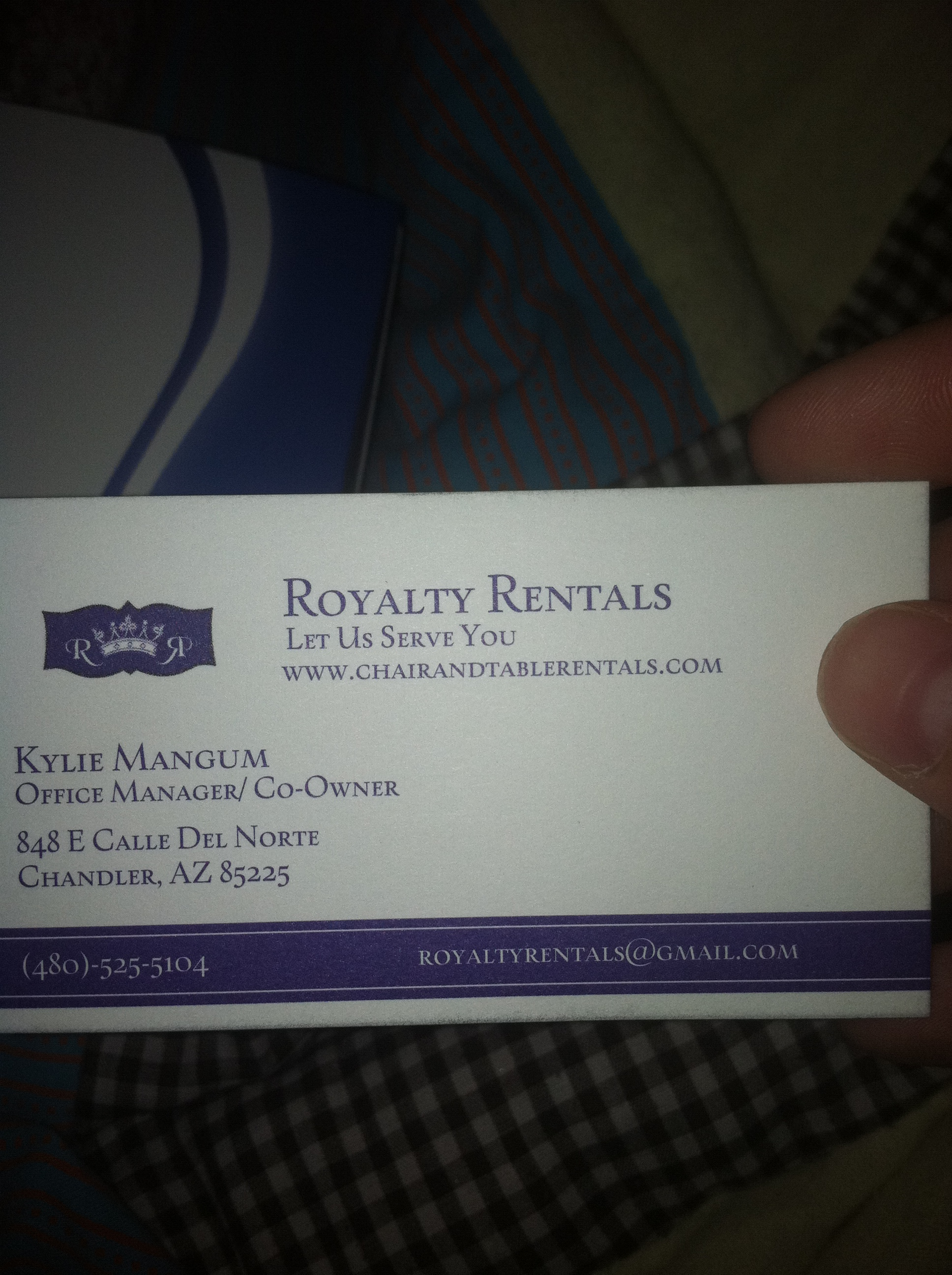 Review Of 2011 Royalty Rentals