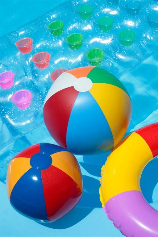 Pool Toys Royalty Rentals